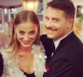 Οι πρώτες φωτογραφίες από το after wedding party του Αλέξανδρου Μπουρδούμη & της Λένας Δροσάκη: Το ευτυχισμένο ζευγάρι, οι κουμπάροι, τα πεθερικά - Κυρίως Φωτογραφία - Gallery - Video