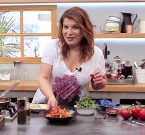Η Αργυρώ Μπαρμπαρίγου μας δίνει την συνταγή της για την ωραιότερη γαριδομακαρονάδα - Φτιάξτε την οπωσδήποτε! (βίντεο) - Κυρίως Φωτογραφία - Gallery - Video