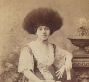 Vintage story: Οι ωραιότερες γυναίκες του κόσμου ήταν από τον Καύκασο, είχαν μαλλιά αφάνα - θύσανο και... Δείτε φωτό - Κυρίως Φωτογραφία - Gallery - Video