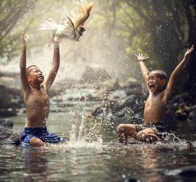 Το δώρο της φύσης - Bασικός βοηθητικός παράγοντας για την εξέλιξη & την ισορροπία μας. - Κυρίως Φωτογραφία - Gallery - Video