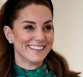 Η πριγκίπισσα Kate & το φιλεύσπλαχνο πρόσωπό της: Τέθηκε επικεφαλής οργανισμού για την αποτοξίνωση - Το βίντεο & το virtual tour - Κυρίως Φωτογραφία - Gallery - Video