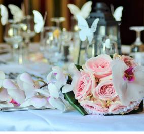 Παντρεύεσαι; Δες 20 ιδέες για τον ανθοστολισμό στο τραπέζι του γάμου σου  - Θα εντυπωσιάσεις τους πάντες! (φωτό) - Κυρίως Φωτογραφία - Gallery - Video