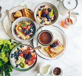Πρωινό: Ιδέες για να το μετατρέψεις στο πιο θρεπτικό γεύμα της ημέρας!  - Κυρίως Φωτογραφία - Gallery - Video