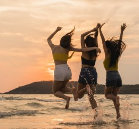 Οι καλοί φίλοι είναι το κλειδί για την ανθεκτικότητα - Κυρίως Φωτογραφία - Gallery - Video