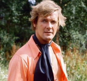 50 vintage φωτογραφίες  του ωραιότερου James Bond όλων των εποχών  - O Roger Moore ήταν καλλονός - Κυρίως Φωτογραφία - Gallery - Video