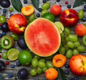 10 καλοκαιρινά τρόφιμα για αποτοξίνωση και απώλεια βάρους - Κυρίως Φωτογραφία - Gallery - Video