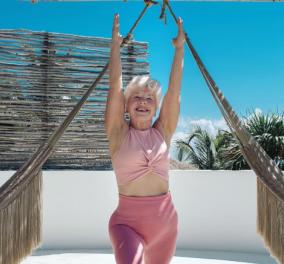 Top Woman η Τζόαν, 74 ετών: Πριν 4 χρόνια ήταν 90 κιλά, έχασε 30 & έγινε fitness influencer (φωτό) - Κυρίως Φωτογραφία - Gallery - Video