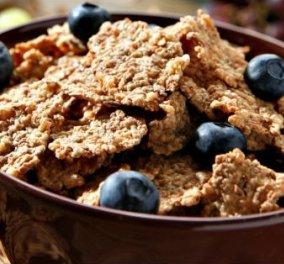 Αυτοί είναι οι 4 λόγοι που πρέπει να τρως δημητριακά ολικής αλέσεως στη δίαιτά σου - Κυρίως Φωτογραφία - Gallery - Video