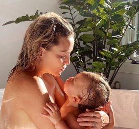 Στη μπανιέρα δυο – δυο: Η Kate Hudson με την 2 ετών κόρη της (Φωτό)  - Κυρίως Φωτογραφία - Gallery - Video