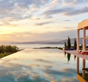Amanzoe: Το μυστικό ξενοδοχείο της Ερμιονίδας που προτίμα η οικογένεια Beckham – Πολυτελείς βίλες & ιδιωτικότητα (Φωτό) - Κυρίως Φωτογραφία - Gallery - Video