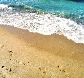 Πίσσα στην παραλία: Πως να την καθαρίσεις εύκολα από δέρμα & ρούχα - Κυρίως Φωτογραφία - Gallery - Video