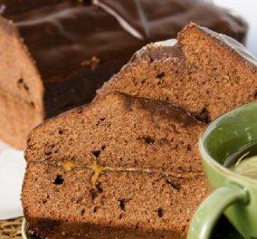 Κέικ σοκολάτας με πραλίνα και γλάσο από τον Στέλιο Παρλιάρο - Σκέτη απόλαυση - Κυρίως Φωτογραφία - Gallery - Video