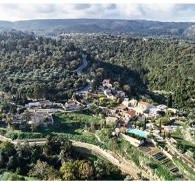 Kapsaliana Village Hotel: Το ιστορικό ξενοδοχείο της Κρήτης, έτοιμο για το καλοκαίρι – Διακοπές κοντά στην φύση & στην παράδοση, με μια ξεχωριστή γαστρονομική πρόταση (φωτό & βίντεο) - Κυρίως Φωτογραφία - Gallery - Video