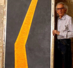 Πέθανε ο Christo: ''Αμπαλάρισε'' ιστορικά αξιοθέατα & μνημεία σε όλο το κόσμο (φωτό) - Κυρίως Φωτογραφία - Gallery - Video