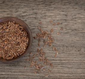 Διατροφικές «αλήθειες» για το λιναρόσπορο και τα οφέλη του για την υγεία - Κυρίως Φωτογραφία - Gallery - Video
