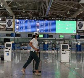 Έως τις 15 Ιουλίου απαγορεύονται οι απευθείας πτήσεις από Βρετανία και Σουηδία - Κυρίως Φωτογραφία - Gallery - Video