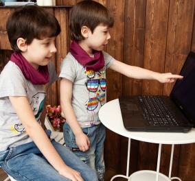 Καλοκαίρι με E- camp στην Ελληνική Αγωγή: Δημιουργική απασχόληση των παιδιών μέσω διαδικτύου - Κυρίως Φωτογραφία - Gallery - Video