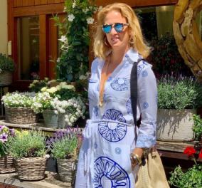 Τhemis Z: Η κλασάτη συλλογή με φουστάνια, φούστες, πουκάμισα, Deux Pieces της Ελληνίδας σχεδιάστριας (φωτό) - Κυρίως Φωτογραφία - Gallery - Video
