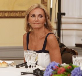 Η Μαρέβα Γκραμπόφσκι - Μητσοτάκη αποχωρεί από την Zeus & Dione - Κυρίως Φωτογραφία - Gallery - Video