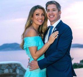 Γρήγορα περνούν τα χρόνια: 10η επέτειος γάμου για το ζεύγος εφοπλιστή Πατίτσα & της καλλονής Χρουσαλά (φωτό) - Κυρίως Φωτογραφία - Gallery - Video