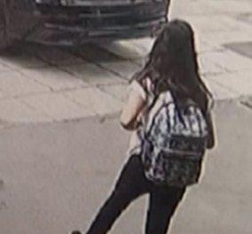 Βίντεο- ντοκουμέντο με την κοκκινομάλλα να ελευθερώνει την 10χρονη στο βενζινάδικο - Έμενε στην ίδια πολυκατοικία - Κυρίως Φωτογραφία - Gallery - Video