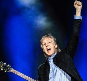 Και ο Sir Paul McCartney υπερασπίζεται τον αγώνα των  μαύρων  - Ποιες αντιρατσιστικές οργανώσεις μας προτείνει (Φωτό)  - Κυρίως Φωτογραφία - Gallery - Video