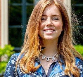 Όταν είσαι η πριγκίπισσα Alexia της Ολλανδίας & κλείνεις τα 15, γίνεσαι το royal talk! Φωτό - αφιέρωμα στην όμορφη γαλαζοαίματη - Κυρίως Φωτογραφία - Gallery - Video