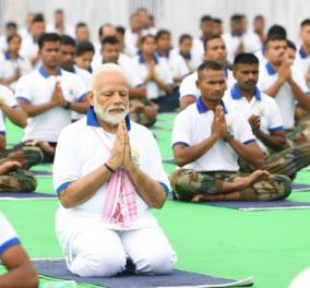 Κορωνοϊός – Ινδία: Ο Πρωθυπουργός συστήνει yoga κατά της πανδημίας  - Δείτε βίντεο - Κυρίως Φωτογραφία - Gallery - Video