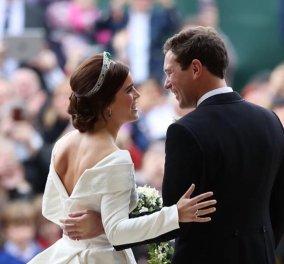 Παγκόσμια ημέρα κατά της σκολίωσης – Η πριγκίπισσα Ευγενία δείχνει το σημάδι από την εγχείρηση στην πλάτη (Φωτό)  - Κυρίως Φωτογραφία - Gallery - Video