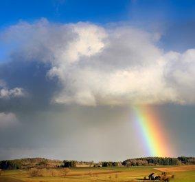 Καιρός: Τοπικές βροχές και σκόνη σήμερα, Παρασκευή με μικρή άνοδο της θερμοκρασίας - Κυρίως Φωτογραφία - Gallery - Video