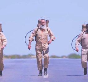 """""""Ολοκούζουλο"""" το βίντεο των Κρητικών: Απολύμανση με ρακή κατά του κορωνοϊού από τους RAKIBUSTERS - Κυρίως Φωτογραφία - Gallery - Video"""