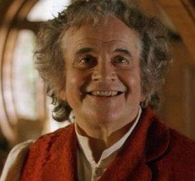 """Έφυγε από την ζωή ο σπουδαίος ηθοποιός Ian Holm - Αντίο στον υπέροχο Bilbo Baggins του """"Άρχοντα των Δαχτυλιδιών"""" (φωτό - βίντεο) - Κυρίως Φωτογραφία - Gallery - Video"""