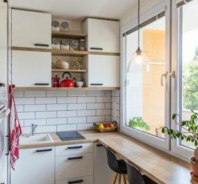 Σπύρος Σούλης: Αυτά είναι τα 5 λάθη που πρέπει να αποφύγετε αν έχετε μικρή κουζίνα  - Κυρίως Φωτογραφία - Gallery - Video