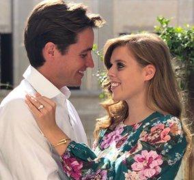 Ο μυστικός γάμος της Πριγκίπισσας Beatrice με τον Ιταλό επιχειρηματία Mozzi στο κάστρο του Winsdor – Η Βασίλισσα Ελισάβετ  φόρεσε θαλασσί σύνολο (φωτό) - Κυρίως Φωτογραφία - Gallery - Video