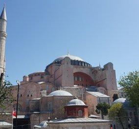 Αγιά Σοφιά: Ανοίγει ο δρόμος για την μετατροπή της σε τζαμί - Το τουρκικό Συμβούλιο της Επικρατείας ακύρωσε την απόφαση του 1934 - Κυρίως Φωτογραφία - Gallery - Video