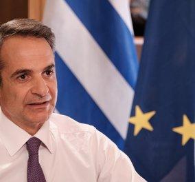 Κυριάκος Μητσοτάκης στους FT: Οι Έλληνες έχουν ωριμάσει, προωθούν τις δικές τους μεταρρυθμίσεις - Κυρίως Φωτογραφία - Gallery - Video