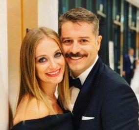 Ερωτευμένος & νιόπαντρος - Ο Αλέξανδρος Μπουρδούμης γίνεται 44 ετών & μπαμπάς σε 1 μήνες (Φωτό)  - Κυρίως Φωτογραφία - Gallery - Video