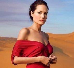 Επιτέλους έβαλε ένα κιλό πάνω της! Η Angelina Jolie με την κόρη της Vivienne σε χαλαρό casual στυλ (φωτό) - Κυρίως Φωτογραφία - Gallery - Video