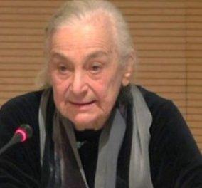 """Έφυγε από την ζωή η κορυφαία Ελληνίδα αρχιτέκτων Σουζάνα Αντωνακάκη – Δημιούργησε """"σχολή"""" και αναγνωρίστηκε παγκοσμίως - Κυρίως Φωτογραφία - Gallery - Video"""