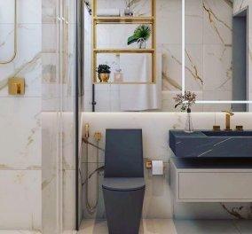 Σπύρος Σούλης: Ένας απλός τρόπος για να μυρίζει υπέροχα το μπάνιο σας - Κυρίως Φωτογραφία - Gallery - Video