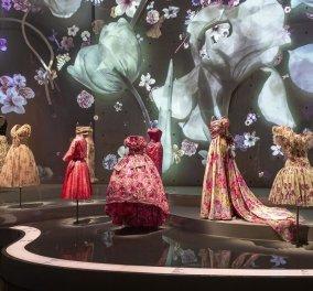 Christian Dior - Designer of Dreams: Ονειρικό σκηνικό στην έκθεση του διάσημου οίκου στη Σανγκάη (φωτό - βίντεο) - Κυρίως Φωτογραφία - Gallery - Video
