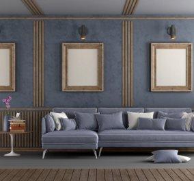 Σπύρος Σούλης: Θέλετε απόλυτη ηρεμία στο σπίτι σας; - Χρησιμοποιείστε αυτά τα χρώματα (φώτο) - Κυρίως Φωτογραφία - Gallery - Video