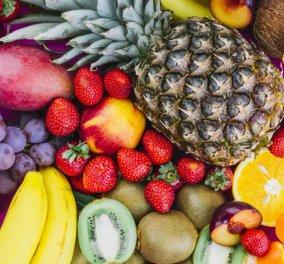 Δίαιτα αποτοξίνωσης με φρούτα και λαχανικά - Διασπούν & απομακρύνουν τις τοξίνες  - Κυρίως Φωτογραφία - Gallery - Video