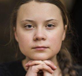 Ένα μεγάλο μπράβο στην Γκρέτα Τούνμπεργκ: Πήρε βραβείο 1 εκατ. ευρώ - Το κάνει δώρο όλο σε οργανώσεις για την κλιματική αλλαγή - Κυρίως Φωτογραφία - Gallery - Video