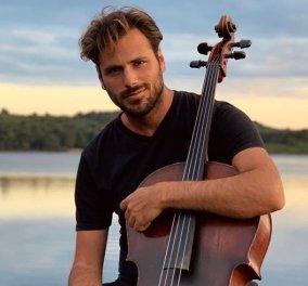 Ο καλλονός βιολοντσελίστας με τους 2 εκατ. followers: Κούκλος, ρομαντικός διαλέγει απίθανα μέρη & μαγεύει με το παίξιμό του (βίντεο) - Κυρίως Φωτογραφία - Gallery - Video