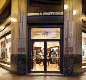 Brooks Brothers Eλλάδας; Δεν μας επηρεάζει η αίτηση υπαγωγής στο άρθρο 11 στις ΗΠΑ - Κυρίως Φωτογραφία - Gallery - Video