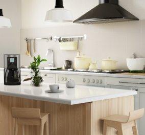 20 φοβερά φωτιστικά που θα μεταμορφώσουν την κουζίνα σας με μια ματιά - Φώτο - Κυρίως Φωτογραφία - Gallery - Video