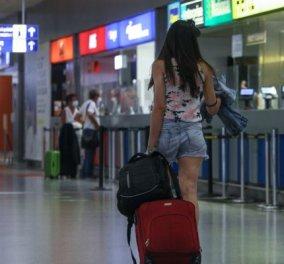 Απευθείας 50 πτήσεις από τη Βρετανία - Άνοιξαν σήμερα οι πύλες των αεροδρομίων της χώρας  - Κυρίως Φωτογραφία - Gallery - Video