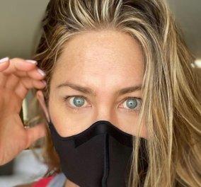 Jennifer Aniston - Τομ Χανκς: «Φορέστε την αναθεματισμένη μάσκα» – 1.200 νεκροί σε 24 ώρες στην Αμερική (Φωτό)  - Κυρίως Φωτογραφία - Gallery - Video