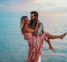Marie & Jake: O έρωτας στα χρόνια του travel blogging - Από τη Μήλο στις Μαλδίβες, το Μπαλί & τις Φιλιππίνες (φωτό)  - Κυρίως Φωτογραφία - Gallery - Video